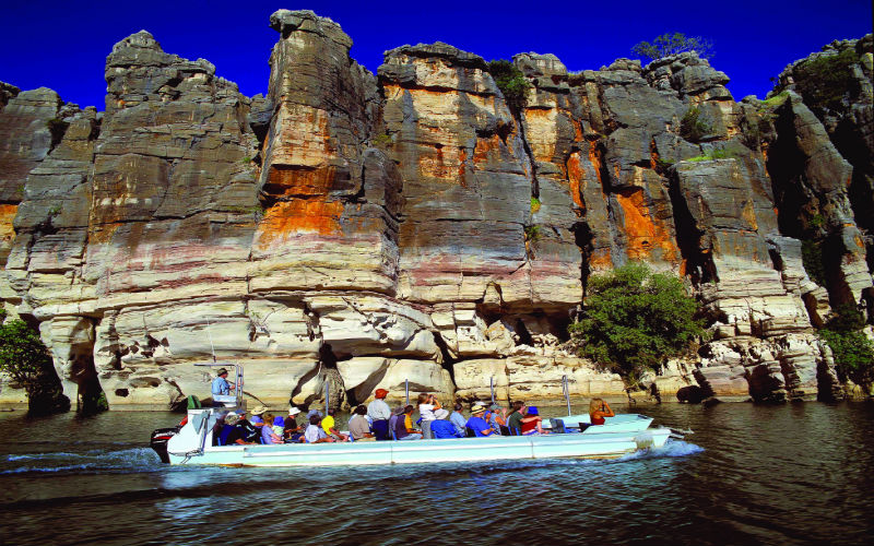 Geikie Gorge Cruise