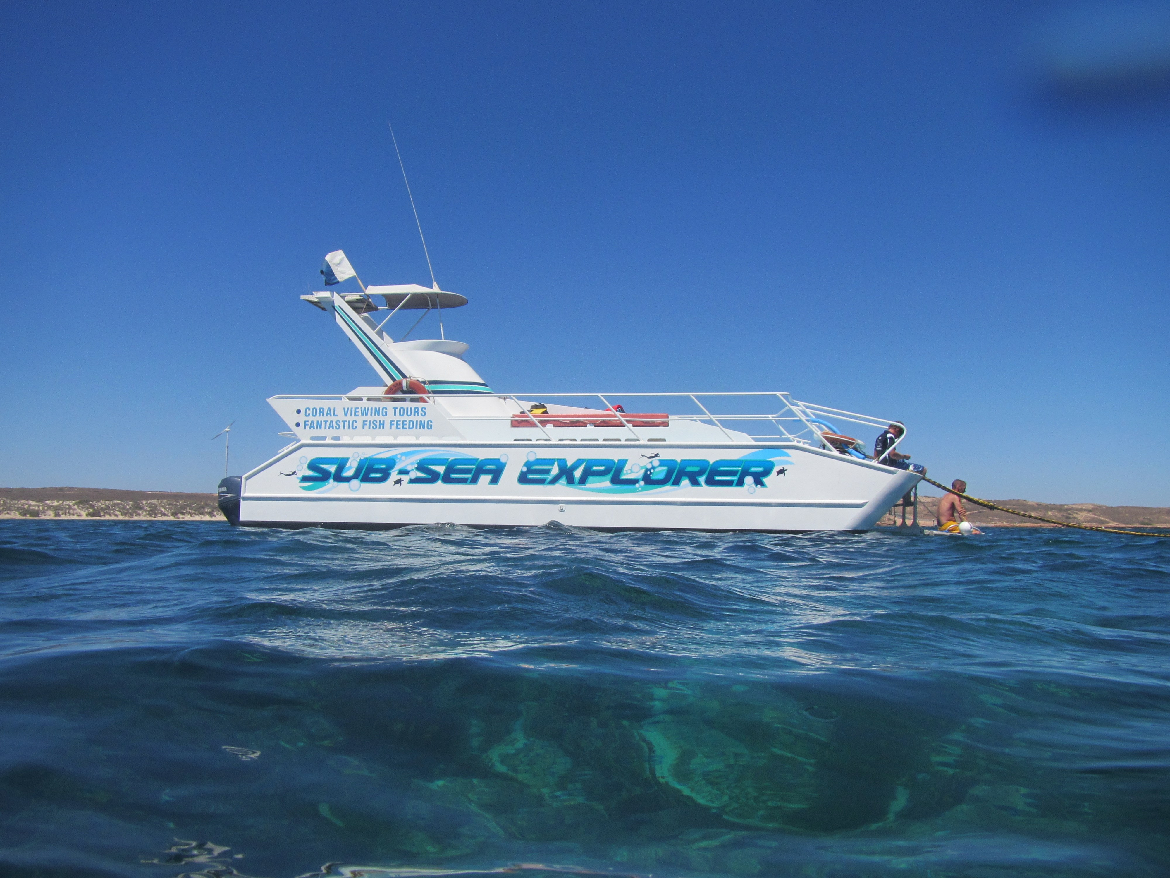 Coral Bay Sub Sea Explorer