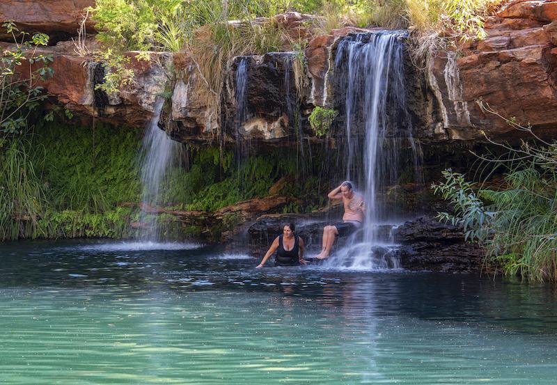Fern Pool Karijini