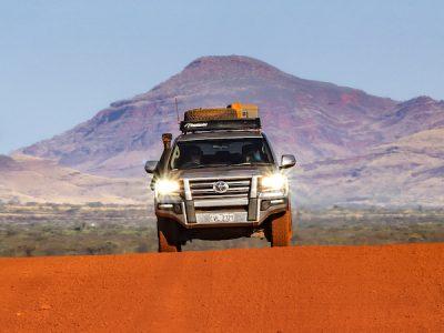 Travel the Pilbara