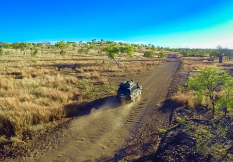 Kimberley 4WD Tours