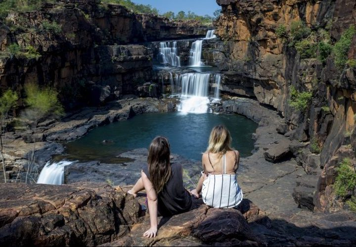 Experience the Best Waterfalls in the Kimberley