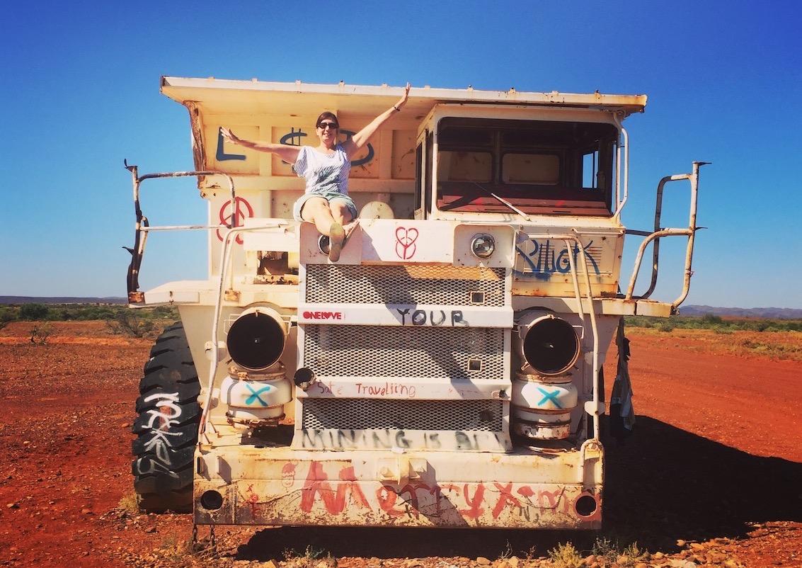Outback Dumptruck
