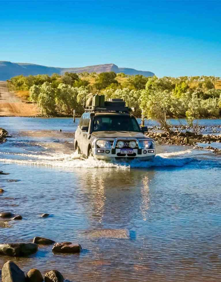 Private 4WD Tours